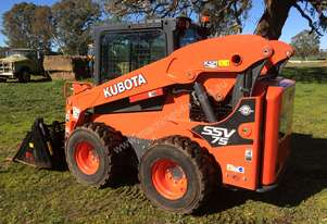 Kubota SSV75   LOW HRS