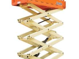 19ft Scissor Lift and Trailer - picture3' - Click to enlarge