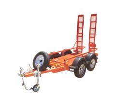 19ft Scissor Lift and Trailer - picture4' - Click to enlarge