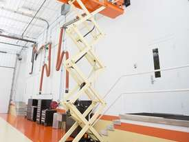19ft Scissor Lift and Trailer - picture5' - Click to enlarge
