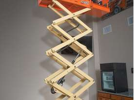 19ft Scissor Lift and Trailer - picture6' - Click to enlarge