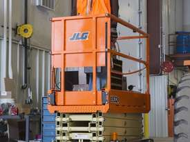 19ft Scissor Lift and Trailer - picture8' - Click to enlarge