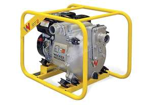 Wacker Neuson PT Series Self Priming Trash Pumps