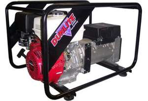 Dunlite generator DGUH7S-2 - 8kVA ** IN STOCK NOW IN MACKAY **