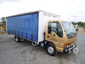 ISUZU NQR Tautliner Truck - picture0' - Click to enlarge