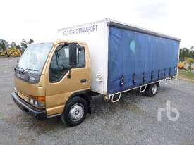 ISUZU NQR Tautliner Truck - picture1' - Click to enlarge