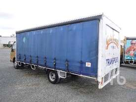 ISUZU NQR Tautliner Truck - picture2' - Click to enlarge