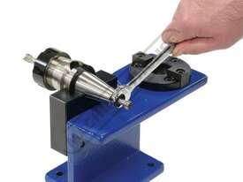 VHS-BT30 Tool Setting Stand - Vertical & Horizontal Suits NT30 & BT30 Holders - picture10' - Click to enlarge