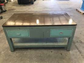 Cast Iron Surface Plate /Surface Table - picture0' - Click to enlarge