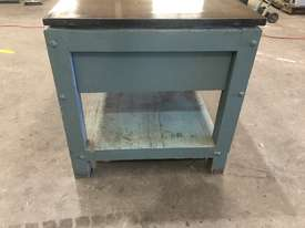 Cast Iron Surface Plate /Surface Table - picture3' - Click to enlarge