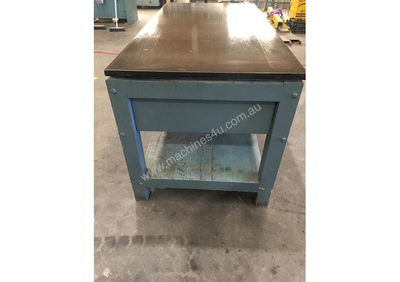 Cast Iron Surface Plate /Surface Table