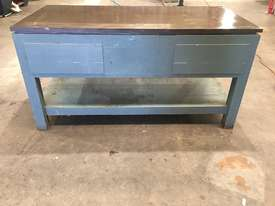 Cast Iron Surface Plate /Surface Table - picture5' - Click to enlarge
