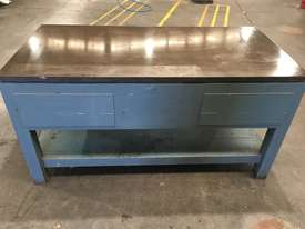 Cast Iron Surface Plate /Surface Table - picture6' - Click to enlarge
