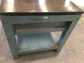Cast Iron Surface Plate /Surface Table - picture7' - Click to enlarge