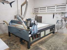 Multicam 2400 x 1800 CNC Machine - picture1' - Click to enlarge