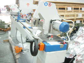 DOUBLE MITRE SAW FOR CUTTING GLAZING  BEADS - picture2' - Click to enlarge