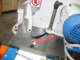 DOUBLE MITRE SAW FOR CUTTING GLAZING  BEADS - picture6' - Click to enlarge