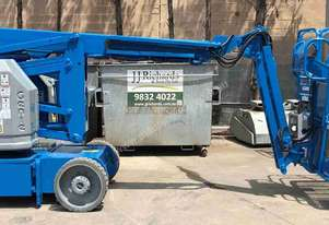 Genie Z34 Electric Knuckle Boom Refurbished