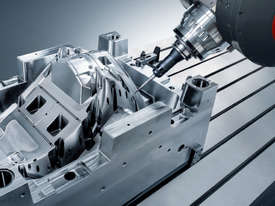 Awea Gantry Type 5 Axis Machining Centre - picture3' - Click to enlarge