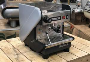 RANCILIO S27 1 GROUP ESPRESSO COFFEE MACHINE HOME BAR OFFICE MAN CAVE CAFE
