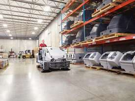 Nilfisk Advance CS7010 Diesel Hybrid Rider Sweeper Scrubber - picture3' - Click to enlarge