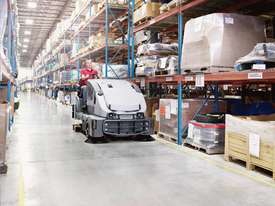 Nilfisk Advance CS7010 Diesel Hybrid Rider Sweeper Scrubber - picture4' - Click to enlarge