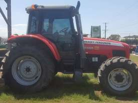 Massey Ferguson 6465 FWA/4WD Tractor - picture0' - Click to enlarge