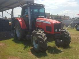 Massey Ferguson 6465 FWA/4WD Tractor - picture1' - Click to enlarge