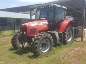 Massey Ferguson 6465 FWA/4WD Tractor - picture3' - Click to enlarge
