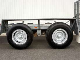 1996 Rogers & Sons Dual Axle Galvanised Plant Trailer - picture2' - Click to enlarge