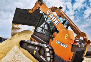 CASE TR320 COMPACT TRACK LOADERS