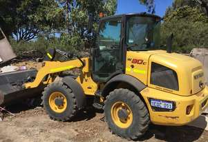 New Holland W80 Loader/Tool Carrier Loader