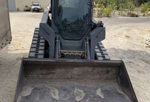 Bobcat compact tracked loader (second hand)