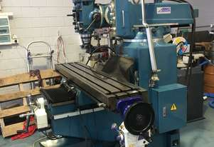 Extron Turret Milling Machine