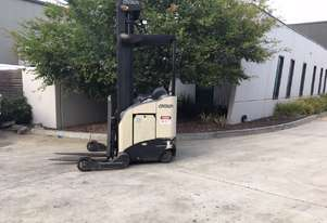 1.59T Battery Electric Stand Up Reach Truck
