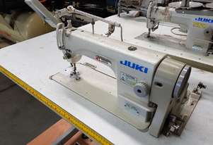 JUKI DDL - 8700 INDUSTRIAL SEWING MACHINE MADE IN JAPAN INCL TABLE ON WHEELS AS NEW $ 1,250 INCL GST