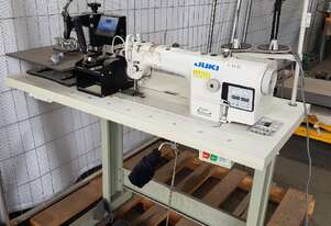 JUKI INDUSTRIAL SEWING MACHINE *SOLD*. Heat Transfer Sublimation Presses $400