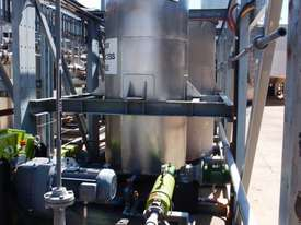 Chemical Liquids Mixing/Pumping Pilot Plant - picture2' - Click to enlarge