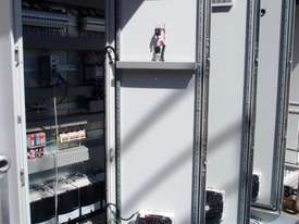 Chemical Liquids Mixing/Pumping Pilot Plant - picture7' - Click to enlarge