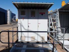 Chemical Liquids Mixing/Pumping Pilot Plant - picture10' - Click to enlarge