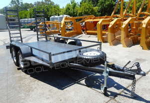 PLANT TRAILER 3.5 Ton 1860x4000mm floor  ATTPT