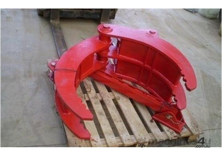 Jaws & Labounty & Others 5 Ton Grapple & 35 Ton