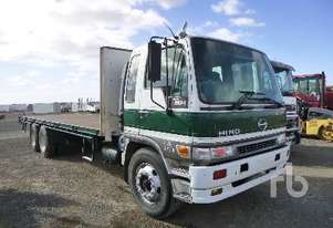 Hino   GH1J Flatbed Truck