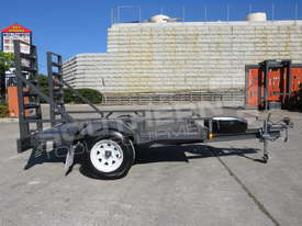 1.4 TON Plant Trailer suit Mini Bobcats skidsteer loaders ATTPT - picture3' - Click to enlarge