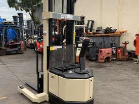 Crown Walkie Reach - 6 mtrs lift height - Great battery - Buy or Rent - picture0' - Click to enlarge