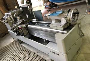 Excellent working Ikegai A20 Lathe