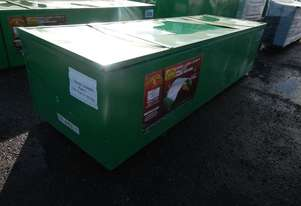 C4040S -450PVC 12m x 12m x 4.5m Double Trussed Container Shelter
