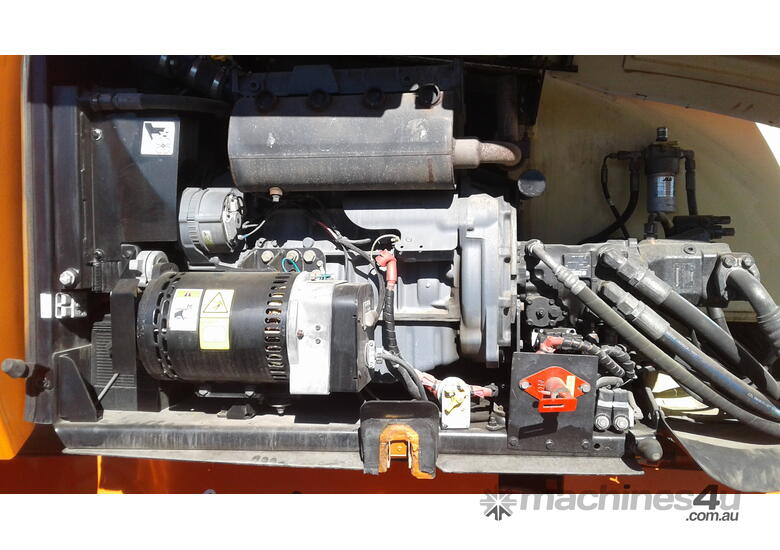 80 ft  Knuckle  Booms - USED