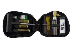 TYRE REPAIR KIT 19PC W/ CO2 CARTRIDGES