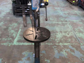 Herless Press Floor Mount Pedestal Drill  Single Phase 240V RDM150F - picture3' - Click to enlarge